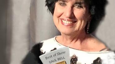 "Saul Bell Award 2019 Best of Show Winner for ""Lineal Alchemy"""